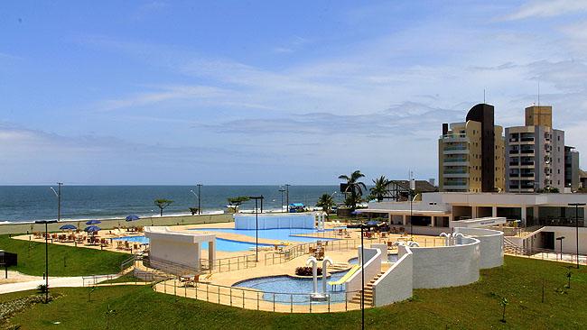 Sesc Caioba Ferias Praias Parana Piscinas dia