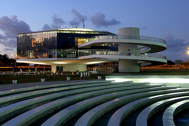 Estacao Ciencia Oscar Niemeyer Joao Pessoa PB 1