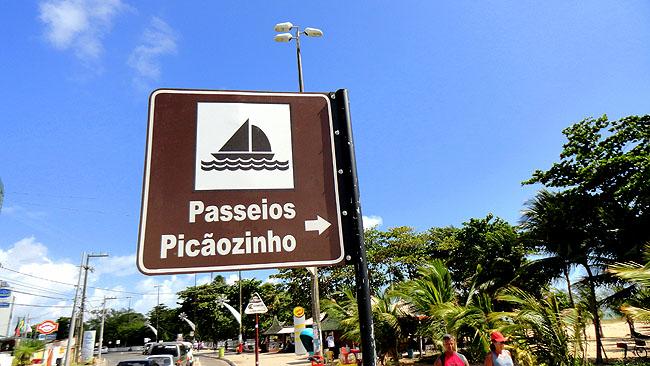 Picaozinho Joao  Pessoa Piscinas Naturais Passeios  1