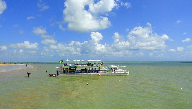 Praia de Tambau - Joao Pessoa Pontos Turisticos Paraiba 1