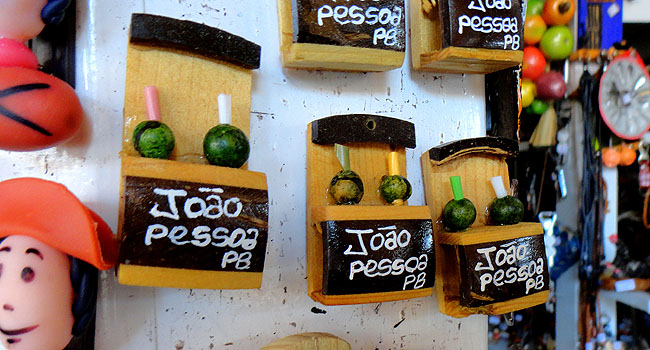Praia de Tambau - Joao Pessoa Pontos Turisticos Paraiba Mercado de Artesanato 3