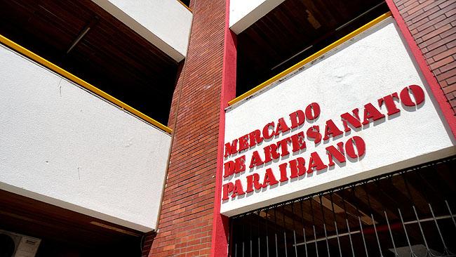 Praia de Tambau - Joao Pessoa Pontos Turisticos Paraiba Mercado de Artesanato