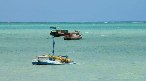 As praias do Litoral Sul de João Pessoa