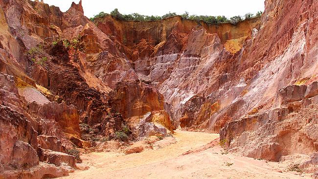 Joao Pessoa Conde Litoral Sul Canyon Coqueirinho 3
