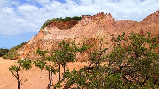 Joao Pessoa Conde Litoral Sul Canyon Coqueirinho
