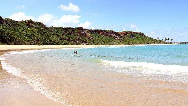 Joao Pessoa Conde Litoral Sul Praia de Coqueirinhos