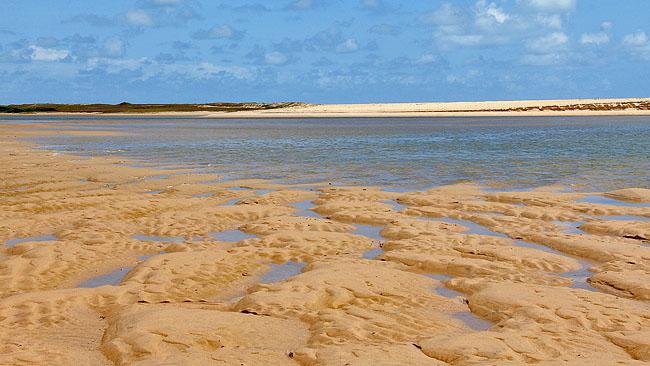 Joao Pessoa Litoral Sul Praias Como chegar Barra de Gramame