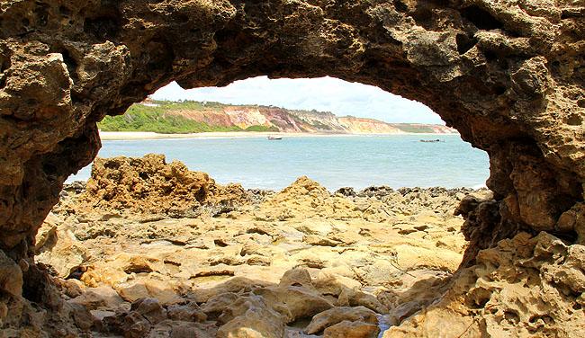 Joao Pessoa Litoral Sul Praias Como chegar Praia do Amor 3