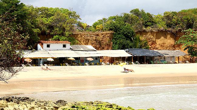 Joao Pessoa Litoral Sul Praias Como chegar Praia do Amor