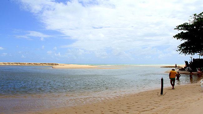 Joao Pessoa Litoral Sul Praias Como chegar