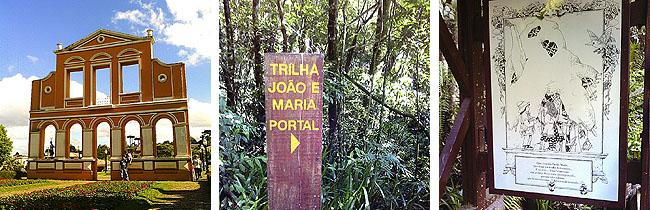 Linha Turismo Curitiba Bosque Alemao