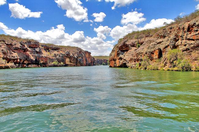 Canion do Xingo Caninde Sergipe