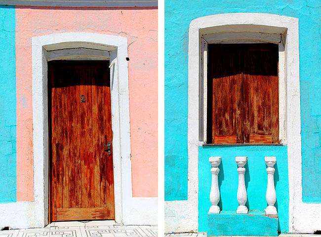 Piranhas Alagoas Patrimonio Historico Portas