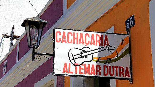 Piranhas Alagoas Rota do Cangaco Cachacaria Altermar Dutra