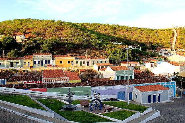 Piranhas Alagoas Rota do Cangaco Centro Historico Casario Raul Mattar 1