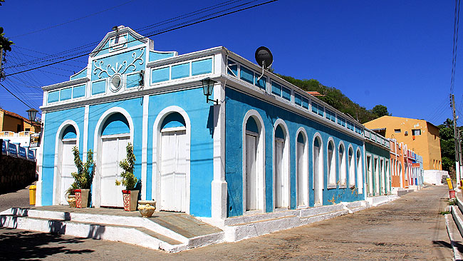 Piranhas Alagoas Rota do Cangaco Centro Historico Casario Raul Mattar 5