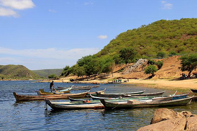 Rota do Cangaco Piranhas Alagoas Barcos Entremontes
