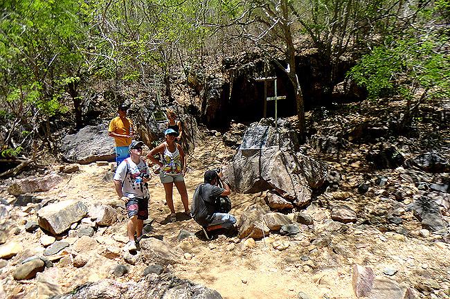 Rota do Cangaco Piranhas Alagoas Poco Redondo Grota do Angico
