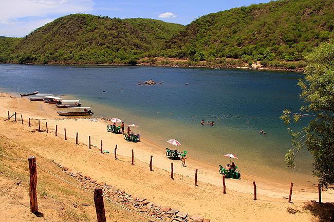 Rota do Cangaco Piranhas Alagoas Rio Sao Francisco