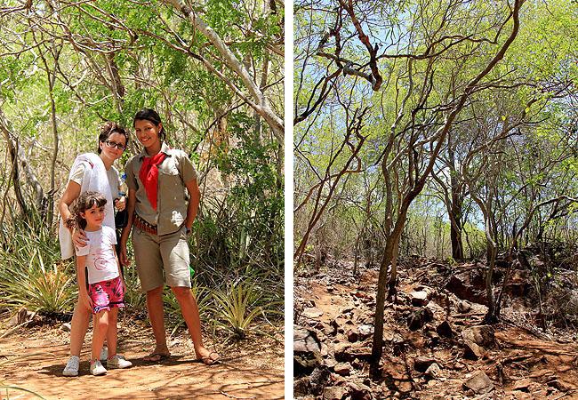 Rota do Cangaco Piranhas Alagoas Silvia e mariana