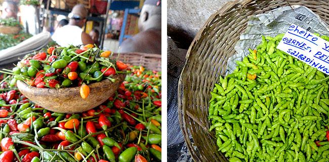 Feira de Sao Joaquim Salvador Bahia Pimentas Blog Matraqueando