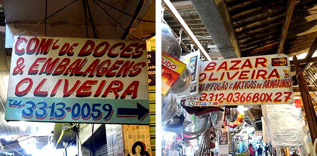 Feira de Sao Joaquim Salvador Bahia Placas Matraqueando Blog de Viagem