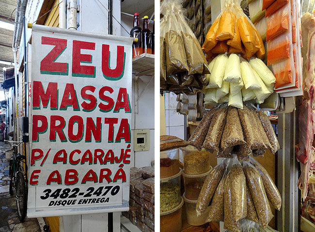 Feira de Sao Joaquim Salvador Bahia Temperos Matraqueando Blog de Viagem