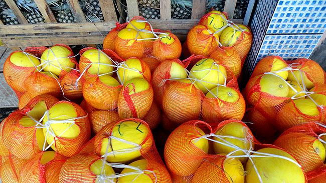 Feira de Sao Joaquim Salvador melão