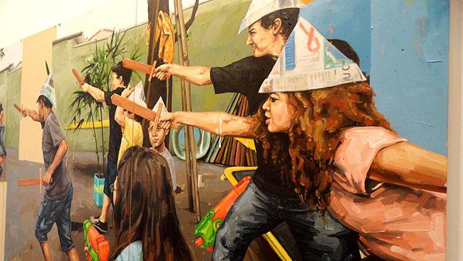 MAC Museu de Artes Contemporanea Curitiba Parana  04