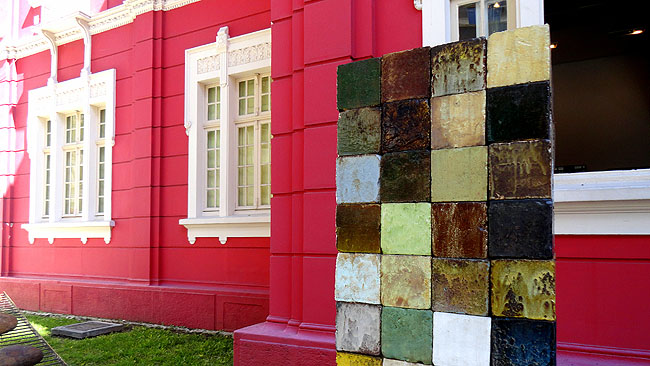 MAC Museu de Artes Contemporanea Curitiba Parana 12