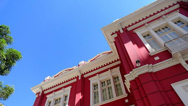 MAC Museu de Artes Contemporanea Curitiba Parana 14