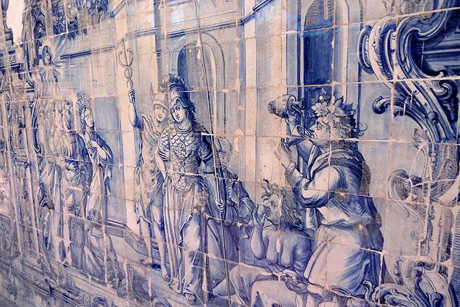 Igreja Sao Francisco Salvador Pontos Turísticos Azulejos