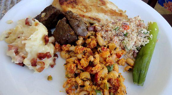 Restaurante Caçarola, Aracaju: onde você come a Véia Fogosa, a Moça Virgem ou o Negão Gostoso