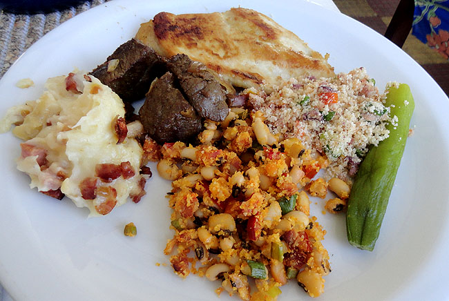 Restaurante Cacarola Aracaju comida regional 1