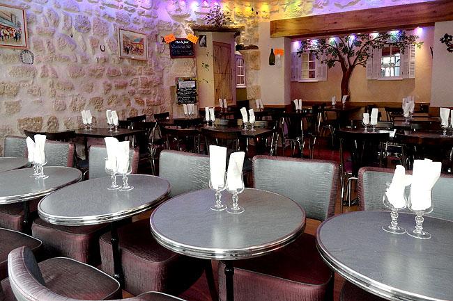 Chez Hanna - Fallafel Marais Paris 1