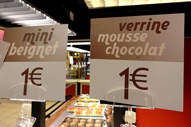 Fluch Paris Self Service Onde comer em Paris Franca 4