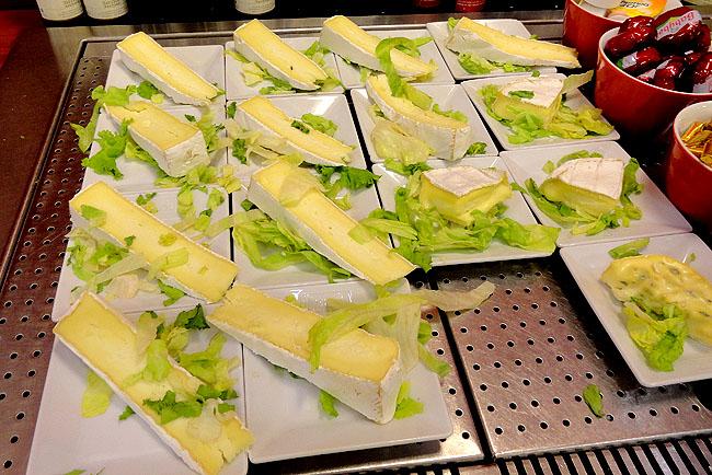 Fluch Paris Self Service Onde comer em Paris Franca