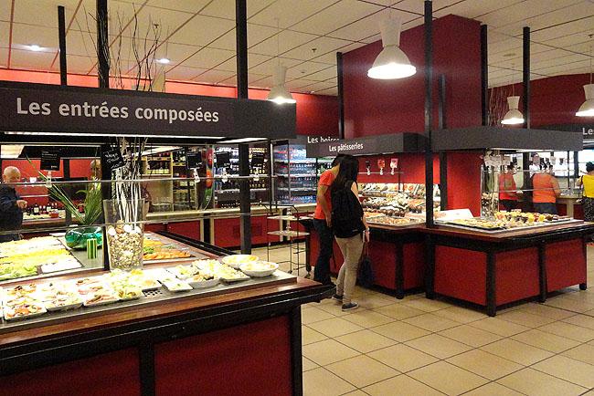 Fluch Paris Self service Onde comer bem e barato Franca