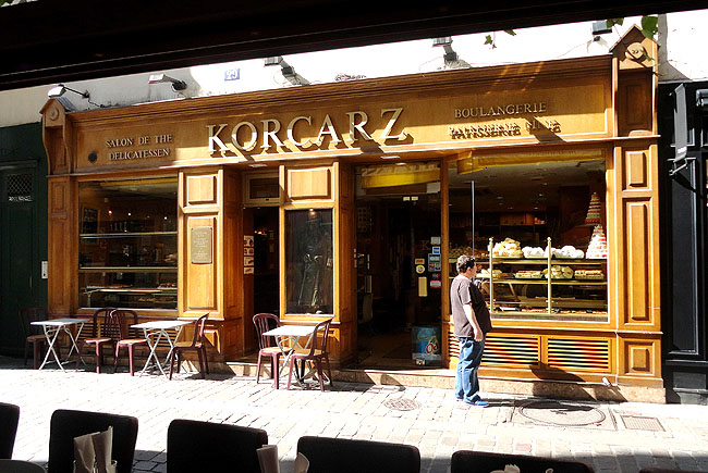 Korcarz Boulangerie Marais Paris Onde Comer Kosher 1
