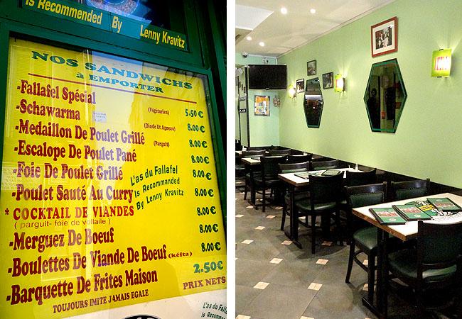 Las Du Fallafel Marais Paris Onde comer bem e barato em Paris 3