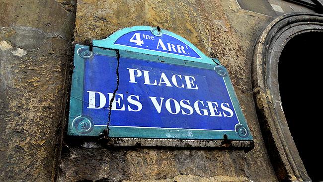 Maison Victor Hugo Place des Vosges Maris Paris França