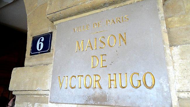 Maison Victor Hugo Place des Vosges Maris Paris Pontos Turisticos 1