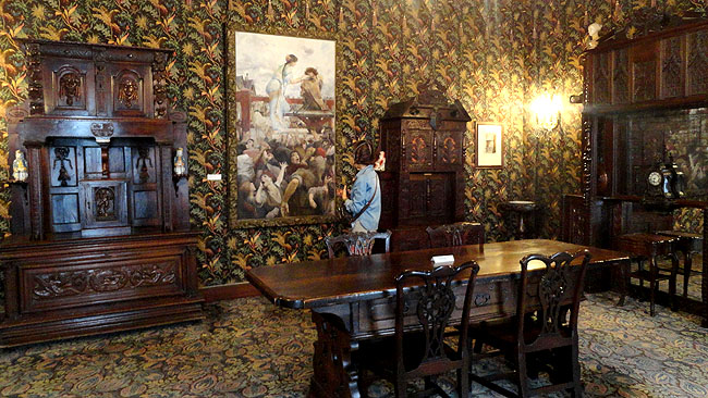 Maison Victor Hugo Place des Vosges Maris Paris Pontos Turisticos 6