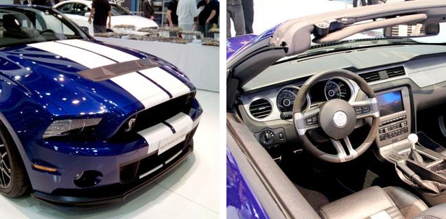 Mustang - Salao do Automovel Buenos Aires 2013