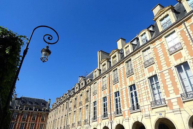 Place des Vosges Paris Turismo 01