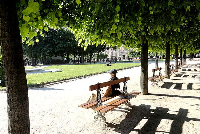 Place des Vosges Paris Turismo 03