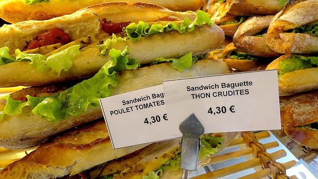 Boulangerie Savuers de Pain Paris
