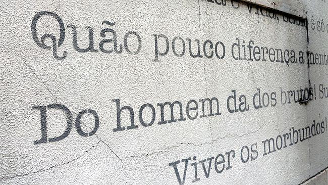 Casa Fernanda Pessoa Lisboa