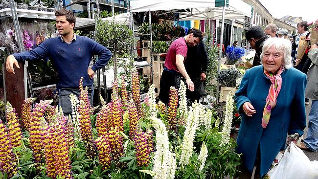 Columbia Road Flower Market - O que fazer em Londres - 3