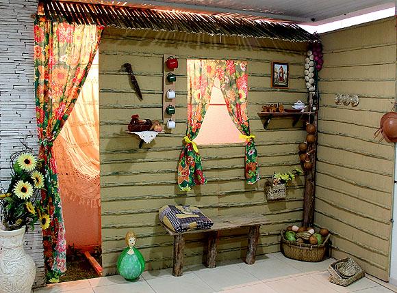 Como fazer Casa de Taipa Festa Nordestina